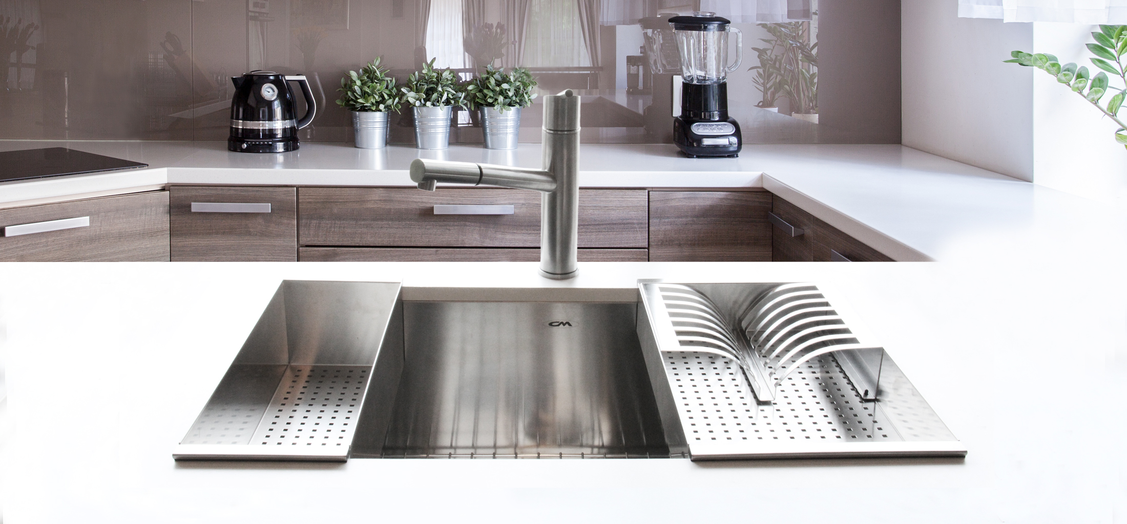 Oaks Kitchen & Bath Ltd – Quality European Kitchen Sinks & Faucets