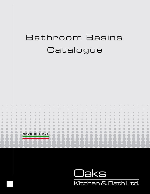 1LN-OAKS Catalogue 2016 Bathroom Basins-thumbnail
